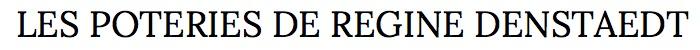 La Poterie de Régine